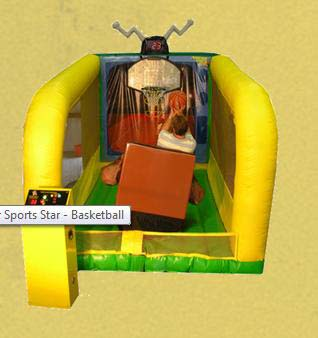 Arm Chair Basketball Star